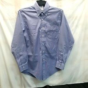 Brooks Brothers Men's Button Down Shirt Sz 15/M